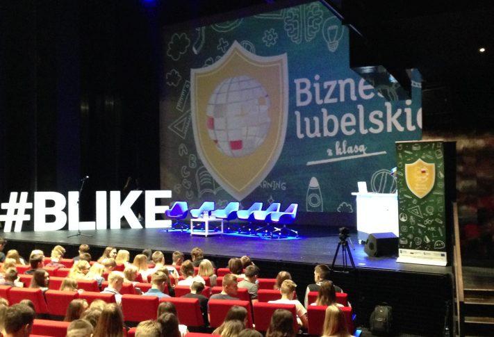 Biznes Lubelskie z klasą – konferencja dla młodzieży o przedsiębiorczości