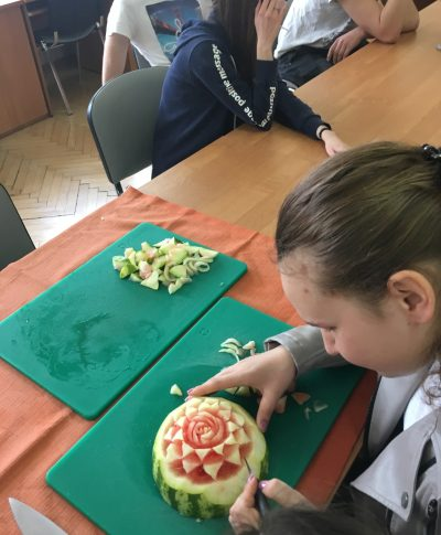 Warsztaty kulinarne: pt. Kuchnia azjatycka.