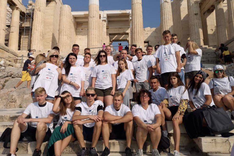 ERASMUS+ - praktyki zawodowe w Grecji